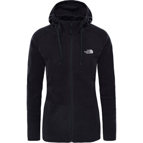 The North Face Mezzaluna Sweat à capuche zippé Femme, tnf black